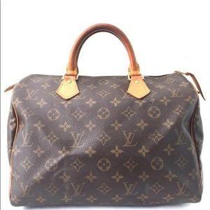 Authentic Preloved Louis Vuitton Speedy 30